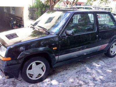 usata Renault R5 Gt Turbo Originale ASI