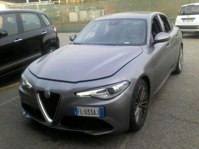 usata Alfa Romeo Giulia 2.2 Turbodiesel 180cv AT8 Super km1700