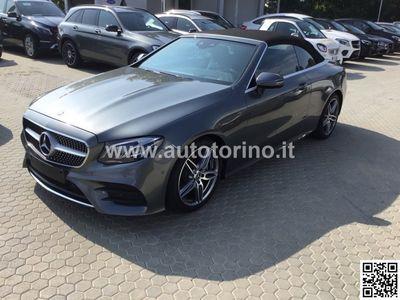 brugt Mercedes E220 CLASSE E BERLINAAuto