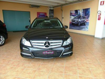 usata Mercedes 200 Classe C Station WagonBlueefficiency Elegance Usato