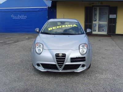 brugt Alfa Romeo MiTo 1.4 8v 70cv SUPER KM CERTIFICATI
