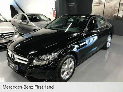 usata Mercedes C220 d Automatic Business