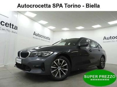 usata BMW 318 d Touring Business Advantage Auto EURO 6