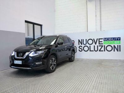 used Nissan X-Trail 2.0 dCi 4WD X-Tronic N-Connecta
