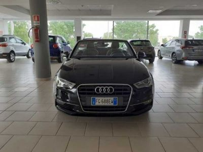 usata Audi A3 Cabriolet A3 3ª serie 1.6 TDI clean diesel Attraction