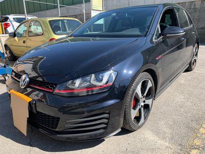 gebraucht VW Golf Golf GTI Performance 2.0 TSI 5p. BlueMotion Technology