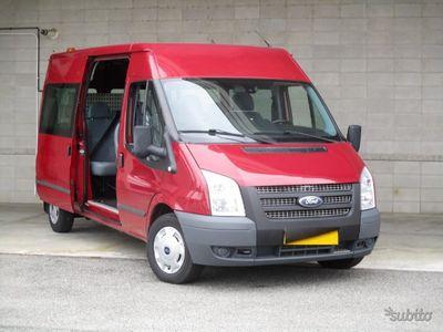 brugt Ford Transit Tourneo 2.2 TDCi,9 POSTI