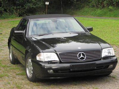 usata Mercedes SL320