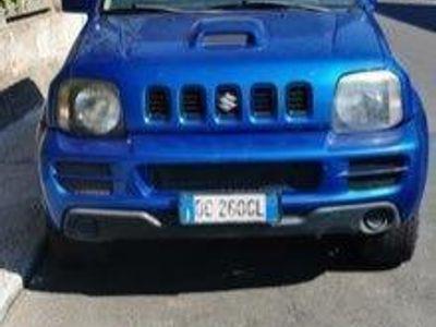 käytetty Suzuki Jimny 1.5 DDiS cat 4WD JLX