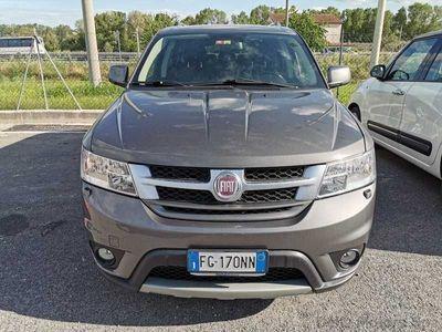 usata Fiat Freemont Diesel 2.0 mjt 16v Lounge 4x4 170cv auto E5+