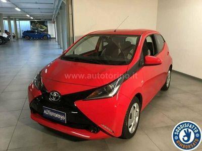 usata Toyota Aygo 1.0 x-clusiv 5p