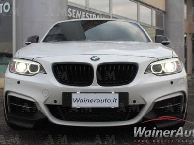 usata BMW M235 235 Serie 2 CoupéPERFORMANCE VOLANTE RACE