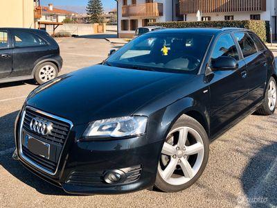 usata Audi A3 Sportback A3 2.0 16V TDI S tr. Ambiente