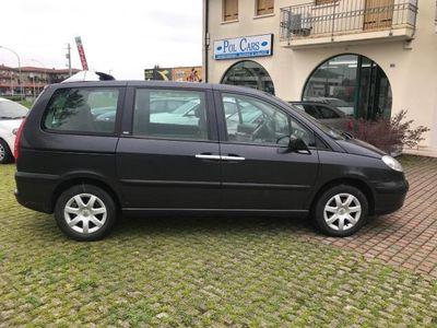usado Peugeot 807 2.0 HDi ST Mix navi pdc cerchi in lega 7 posti