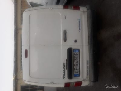 used Ford Tourneo Connect 2ªs - 2003