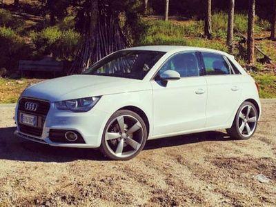 usata Audi A1 Sportback 1.6 TDI S line Sportpaket