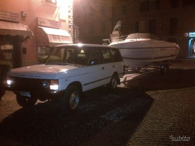 brugt Land Rover Range Rover Classic 2.5TDI - 1986