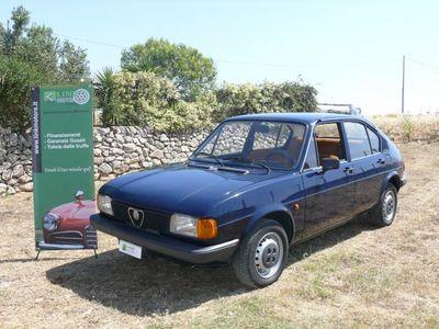 gebraucht Alfa Romeo Alfasud benzina