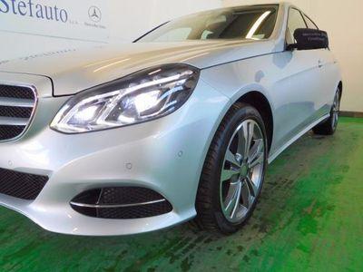 usata Mercedes E220 ClasseBlueTEC 4Matic Automatic Sport del 2015 usata a Bologna