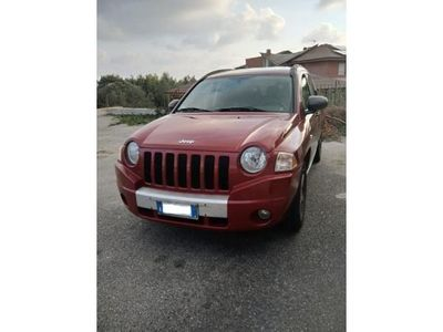 usata Jeep Compass Turbodiesel Limited tetto apribile + navi