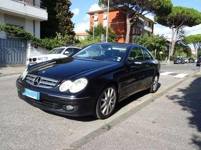 usata Mercedes CLK220 elegance