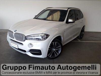 usata BMW X5 M50 d Aut.