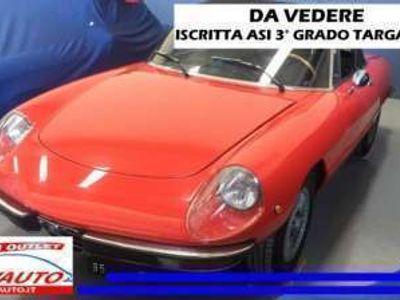 usata Alfa Romeo 2000 spiderveloce tipo 115.38 coda tronca benzina