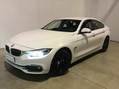 usata BMW 420 SERIE 4 GRAN COUPE d g.coupe Luxury auto