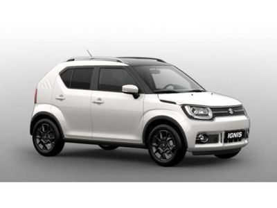 usata Suzuki Ignis Ignis 1ª serie1.2 90CV DualJet i-Top AGS 4WD Bicolor