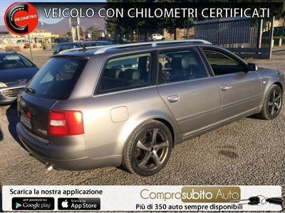 usata Audi A6 2.5 V6 TDI cat Avant