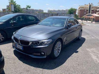 usata BMW 420 Serie 4 Coupé (F32) Coupé Luxury