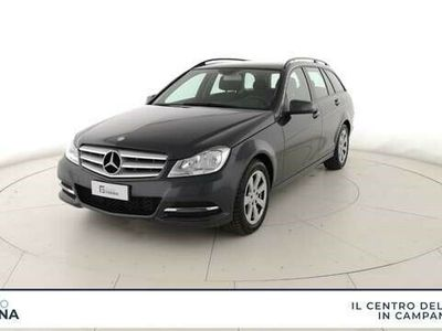 usata Mercedes C180 CDI S.W. Trend AUT.