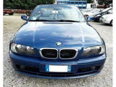 usata BMW 318 Cabriolet i