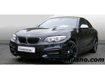 used BMW M240 235coupe posteriore 340 cavalli