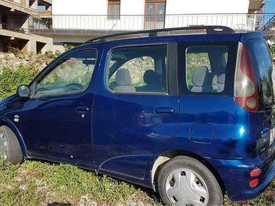 usata Toyota Verso-S Verso-S1.4D MT