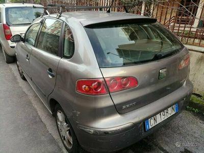 usata Seat Ibiza 1.4 tdi 2004