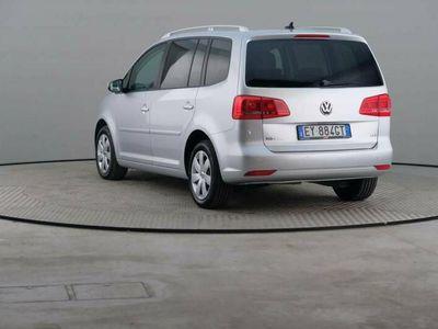 usata VW Touran 1.6 Tdi Business Dpf Comfortline 7 Posti