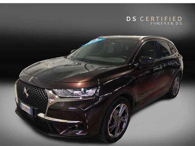 usata DS Automobiles DS7 Crossback Grand Chic 2.0 BlueHDi 180 cv Cambio Automatico -