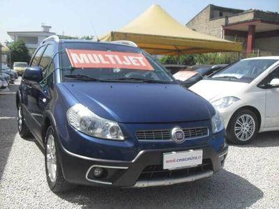 usata Fiat Sedici 2000 multijet 136 cv 4x2 km certificati 2010