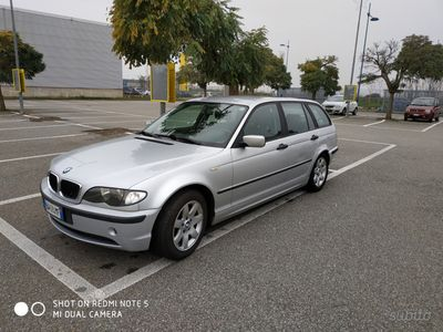 używany BMW 2002 Serie 3 (E46) -Motore non funzionante