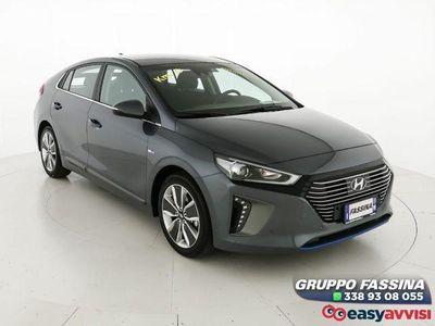begagnad Hyundai Ioniq Hybrid DCT Style nuovo