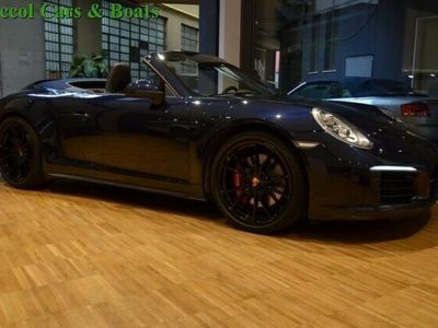usata Porsche 911 Carrera 4S Cabriolet 3.0 Carrera 4S