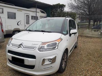 usata Citroën C3 Picasso 1.6 HDi 90 Exclusive -- OK NEOPATENTATI