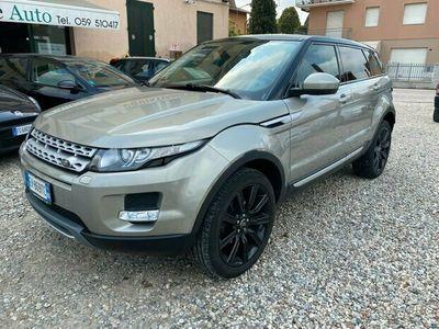 usata Land Rover Range Rover evoque Range Rover Evoque 2.2 Sd4 5p. Dynamic Launch Edition