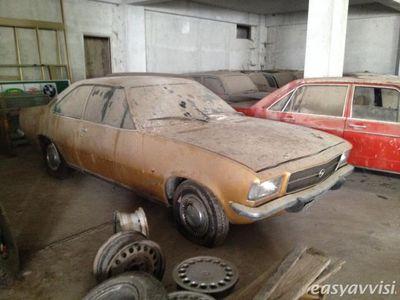 usado Opel Rekord 1.7 ls '76 benzina