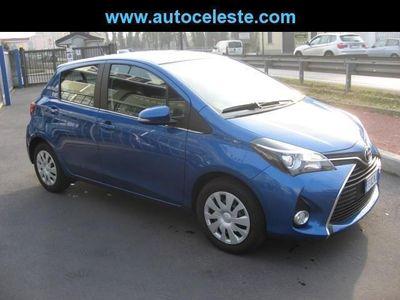 usata Toyota Yaris 1.0 5 porte Business