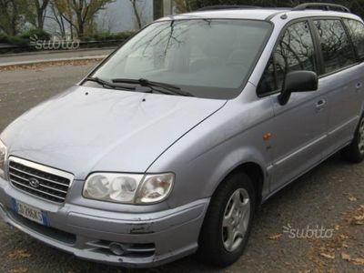 usata Hyundai Trajet - 2002