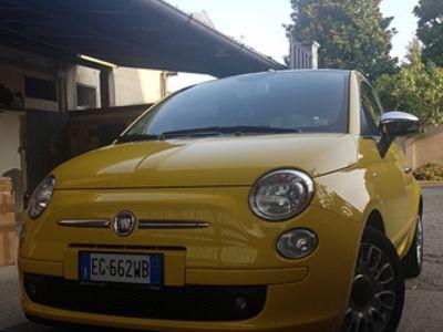 usado Fiat 500 sport 1.2 ok neopatentato