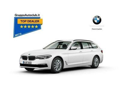 usata BMW 520 Serie 5 Touring d xDrive Business del 2019 usata a Casalgrande
