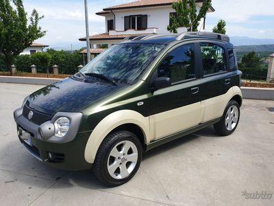 gebraucht Fiat Panda Cross 1.3mjt con gancio traino omologat